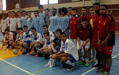 Futsal : Jules-Fil champion de l'Aude | Nos élèves ont du talent ! | Scoop.it