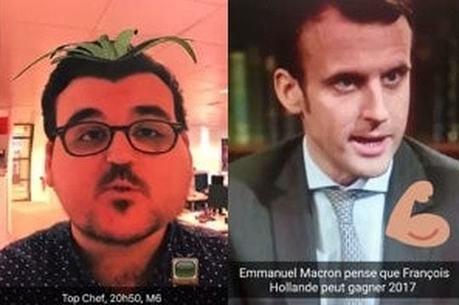 Snapchat, nouveau terrain de jeu et d'expérimentations des médias français | DocPresseESJ | Scoop.it