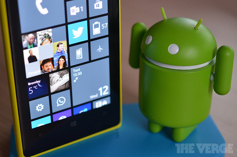 Microsoft could bring Android apps to Windows | cross pond high tech | Scoop.it