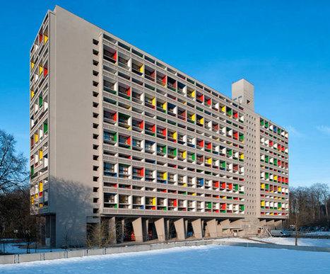 Paris, avril 2015. Exposition-événement sur l'œuvre de Le Corbusier - Marais.Evous.fr   Grandes expositions   Scoop.it