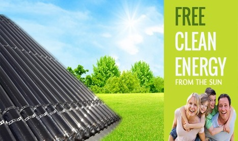 7 Compelling Reasons to use Solar Panels to Heat your Water   Technology in Business Today   Scoop.it