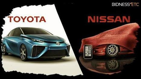 Nissan Announces Driverless Cars As Japanese Giants Take Lead In Auto ... - Bidness Etc   Auto techno   Scoop.it