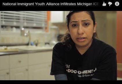 Dream Activist: NIYA Infiltrates Michigan ICE: Fire Adducci! | Community Village Daily | Scoop.it