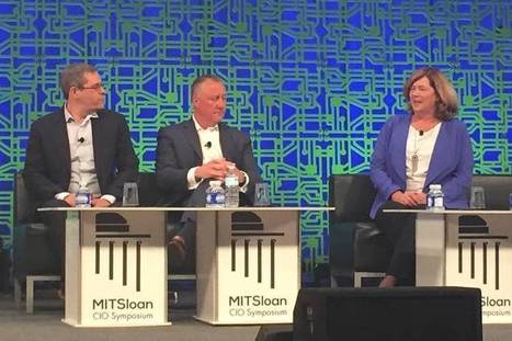Top CIOs Remove Friction from the Business, Panel Says   Data   Digital   Technology   Scoop.it