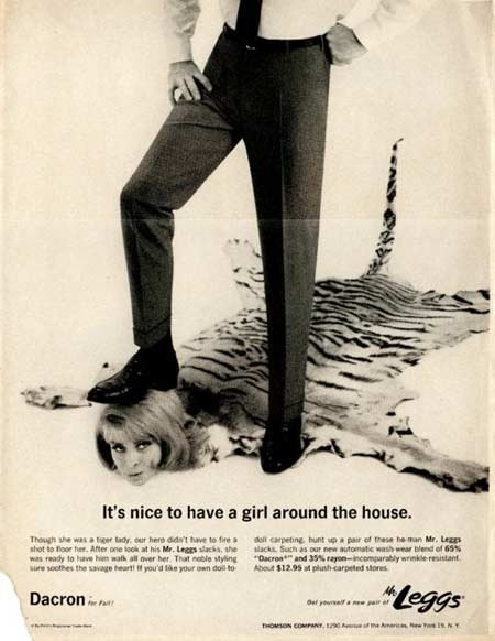 The Outrageously Sexist Ads Of The Mad Men Era That Some Companies Wish We'd Forget | A Cultural History of Advertising | Scoop.it