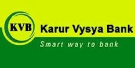 Karur Vysya Bank Recruitment 2013 Assistant Manager Govt Jobs | Aptitude Any | aptitudeany | Scoop.it
