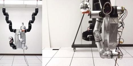 RoboSimian, un robot agile comme un singe | technologie 3ème | Scoop.it