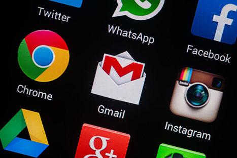 Gmail : nos 10 trucs et astuces pour mieux utiliser la boîte mail sur Android   L'e-Space Multimédia   Scoop.it
