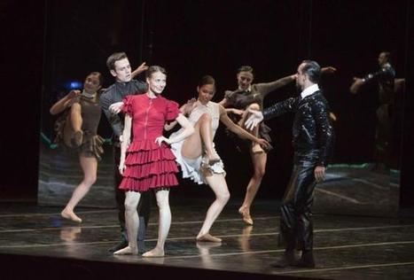 Luna llena en el Generalife para recordar a Plisetskaya | Compañía Nacional de Danza - CRÍTICAS | Scoop.it