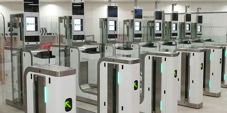 London City Airport installs five new e-passport gates | RFID & NFC FOR AIRLINES (AIR FRANCE-KLM) | Scoop.it