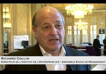 Entreprise 2.0 cherche managers 2.0 - Organisations  - Le Monde.fr - IBM - Une Planète Plus Intelligente | Management : Mobiliser une équipe, motiver les individus | Scoop.it