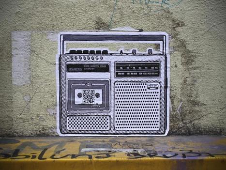 Âge de raison pour le street art ?   Tracks   BTS-M22-ville-en-mutation   Scoop.it