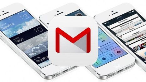Gmail para iPhone y iPad, con sincronización en segundo plano - InfoBAE.com | TIC, TAC , Educación | Scoop.it