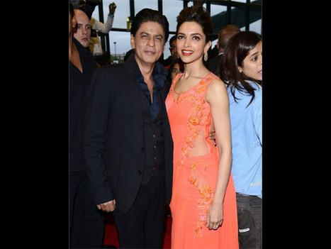 Wow! Deepika Padukone Misses Shahrukh Khan, Read Why? | Celebrity Entertainment News | Scoop.it