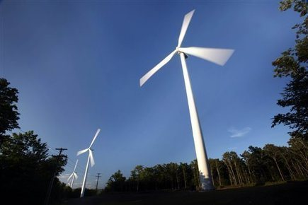 Maine gov seeks to get rid of wind energy goals - News & Observer | Rockland and Maine coast | Scoop.it