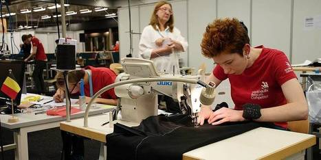 Mission accomplie pour les Belges à Euroskills | Haute Ecole HELMo | Scoop.it