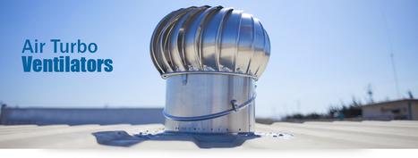 Air Ventilators &Turbo Manufacturer India by Air Maker India   Air ventilator   Scoop.it
