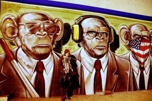 Le street art à New York | New York Alternatif | Bizarre Art | Scoop.it
