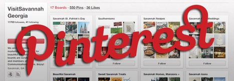 DMO Social Media Manager Finds Success as an Early Adopter of Pinterest   Actualité, tendances tourisme   Scoop.it