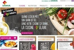 Influence : Lesieur crée un site de conseils culinaires intitulé La Cuisine Populaire | #Langues, #cultures, #Culture organisationnelle,  #Sémiotique,#Cross media, #Cross Cultural, # Relations interculturelles, # Web Design | Scoop.it