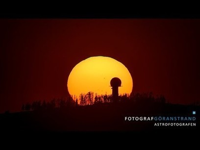 Watch a time lapse sunset through a solar telescope | iGeneration - 21st Century Education | Scoop.it