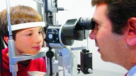 Casi la mitad de los niños no ha visitado nunca un oftalmólogo | opticas | Scoop.it