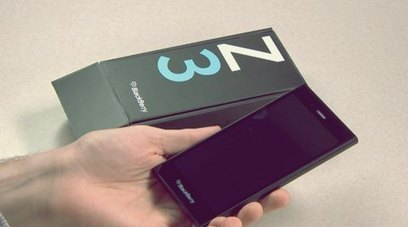 BlackBerry Z3 launch tomorrow: Android apps and 3 other reasons why this might be a good buy | What's going on | Scoop.it