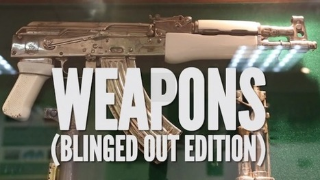 Drugs, guns and bling: A rare look inside the Mexican Army's Narco War ... - Guns.com   mexican drug wars   Scoop.it
