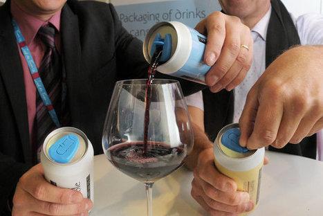 Le vin en canettes : une nouvelle tendance ? | Marketing - Vins et spiritueux | Scoop.it