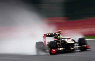 Has Lotus Renault found this year's must-have gizmo?   mjmobbs Formula 1   Scoop.it
