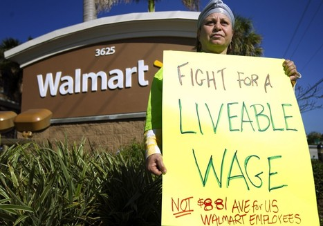 How Raising The Minimum Wage Could Boost Walmart | We Need an Increase in the Minimum Wage | Scoop.it