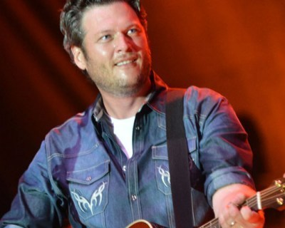 Blake Shelton Reacts to Grammy Nomination for 'Over' | Blake Shelton | Scoop.it