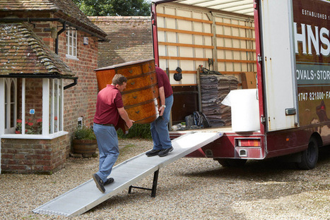 Safe Storage & Affordable House Removal Dorset, Wiltshire | Johnson's of Shaftesbury | House Removal And Self Storage | Scoop.it