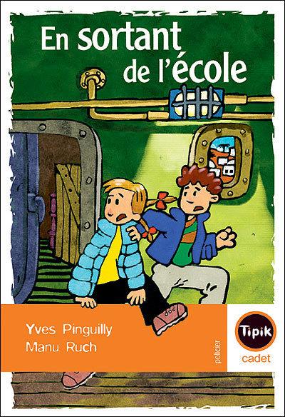EN SORTANT DE L'ECOLE, de Pinguilly (CE1)   U.A.T.B. Adaptations S.A.A.A.I.S 2011-2012   Scoop.it