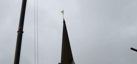 La Chaux-de-Fonds: le vent aura eu raison du coq du Temple de l ... - Arcinfo | EREN | Scoop.it