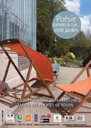 Samedi 1er octobre 2016 : Poésie dans(e) la rue (Rouen) | Poèmes d'avenir, du présent, du passé. | Scoop.it