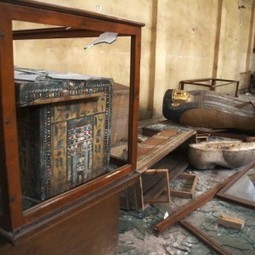 Israel returns recovered artifacts to Egypt - The Times of Israel | Ancient World History | Scoop.it