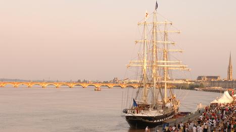 Le Belem de retour à Bordeaux | Bordeaux, la vie du fleuve | Scoop.it