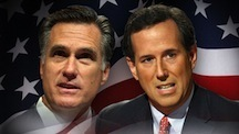 GOP Split: Voters Want Santorum in Nat'l Poll, ME Caucus and Party Insiders Choose Romney at CPAC | Coffee Party News | Scoop.it