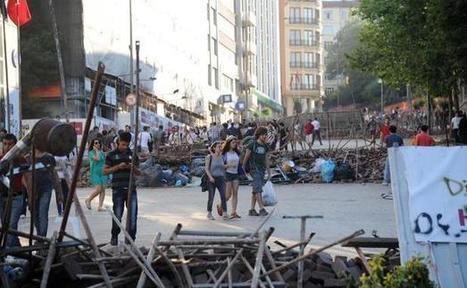 Turquie: «Printemps turc» ou nouveau Mai 68, quelle est la nature du mouvement de révolte?   Revue de presse - Turquie   Scoop.it