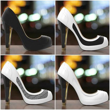 Arrivano le scarpe che cambiano colore   Shoes passion   Scoop.it