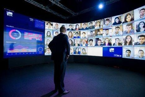 IE presenta WOW Room, un nuevo impulso en la apuesta de inmersión tecnológica de la institución | New Jobs | Scoop.it