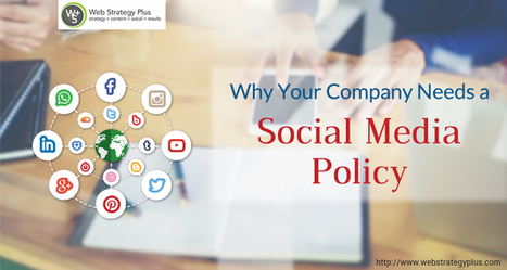 Why Your Company Needs a Social Media Policy   Social Media, Web Marketing, Blogging & Search Engines   Scoop.it