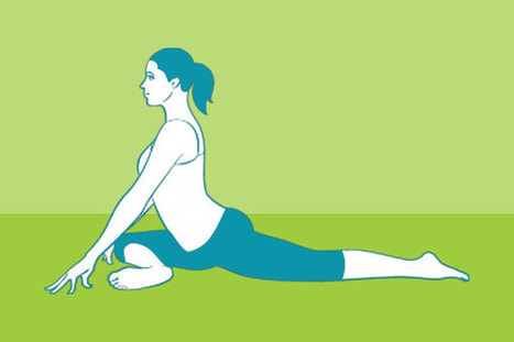 4 Exercises For Sciatica Pain Relief | fitness, health,news&music | Scoop.it