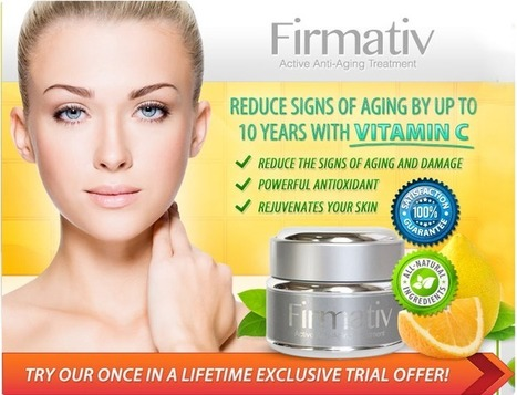Firmativ Active Anti-Aging Treatment Review - Claim Your Free Trial! | how to remove bags underneath the eyes? | Scoop.it