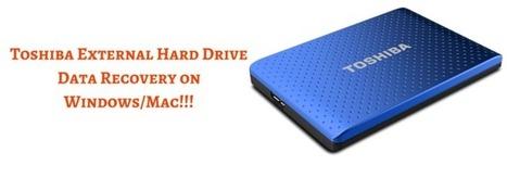 Toshiba External Hard Drive Data Recovery on Windows/Mac!!! | Rescue Digital Media | Scoop.it