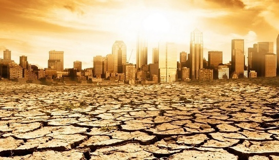 Los Angeles, Las Vegas, Phoenix and other cities headed for imminent water supply collapse; wave of drought refugees now inevitable