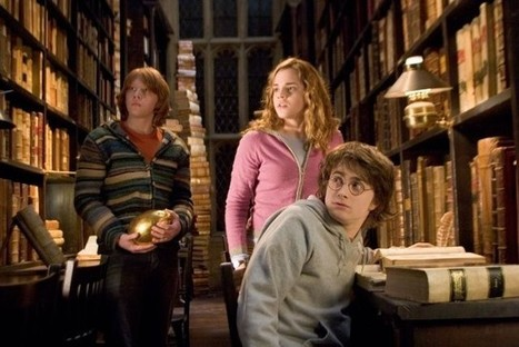 Harry Potter Fans Made a MOOC for Hogwarts, and You Can Enroll Now | Transmedia and Tech Junior | Scoop.it