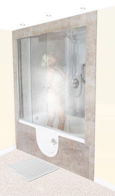 Easy Access Shower | Easy Access Baths | Scoop.it