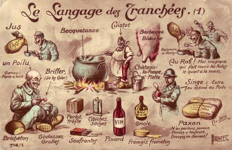 Culture - Grande Guerre : parlez-vous le poilu ? | Théo, Zoé, Léo et les autres... | Scoop.it